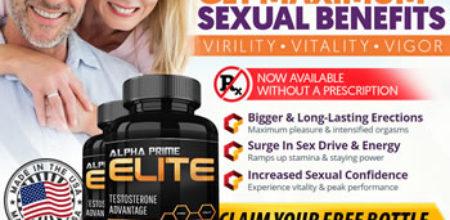 Enhanced Male Stamina Pills Alpha Prime Elite
