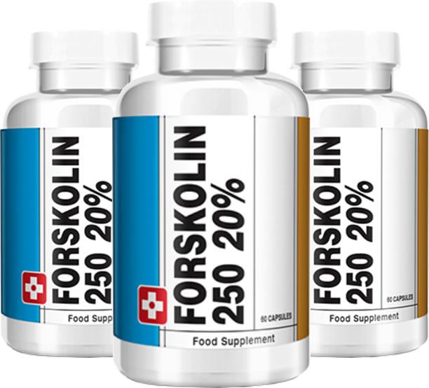 Bottles of Forskolin 250 for your weight loss
