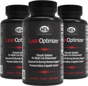 top rated fat burners bottles of Lean Optimizer
